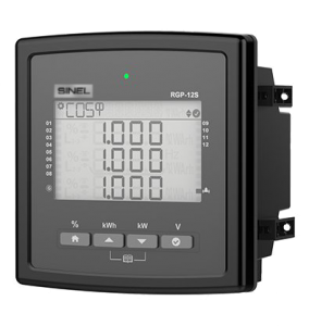 SINEL Filakas Automatic Power Factor Controller (APFC) RGP