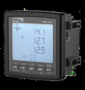 SINEL Teama Network Analyzer Electrical Meter IIoT